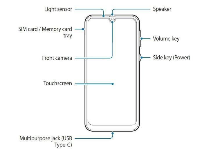 Samsung Galaxy F41 specs and design 3