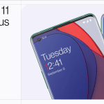 Android 11 Update for OnePlus 8 and OnePlus 8 Pro