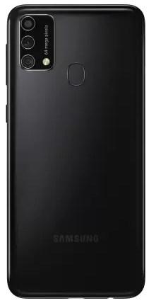 Samsung Galaxy F41 Fusion Black