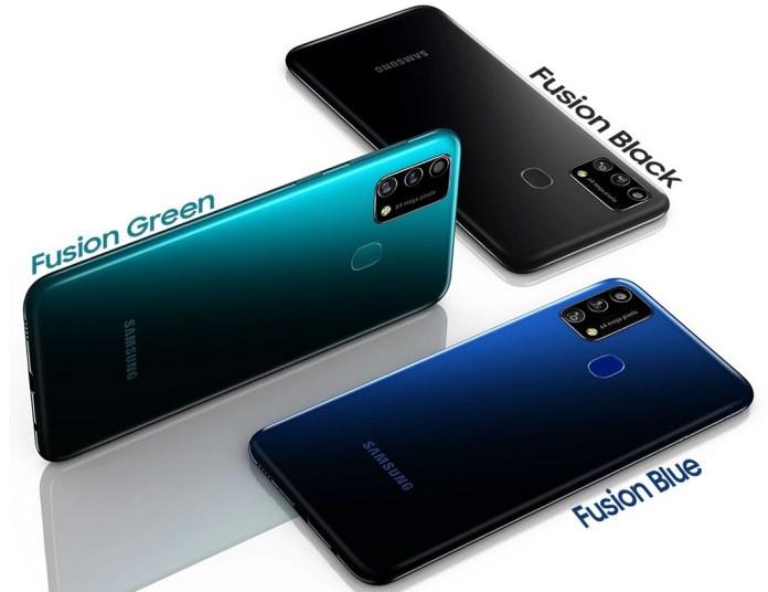 Samsung Galaxy F41 colours