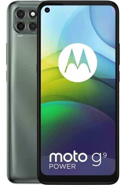 Motorola Moto G9 Power leaked render