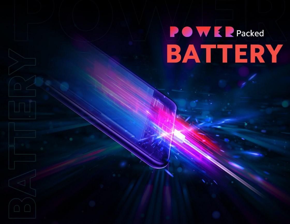 Redmi 9 Power India Launch Teaser 2