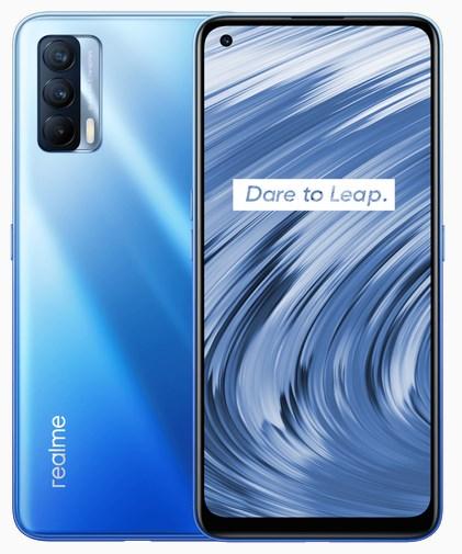 Realme V15 Mirror Lake Blue