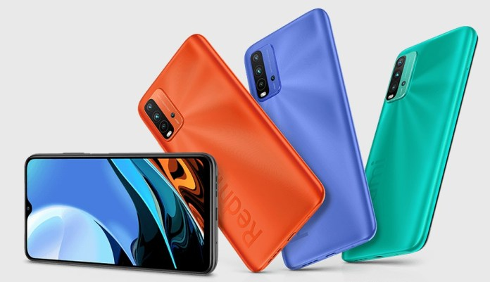 Redmi 9t colours