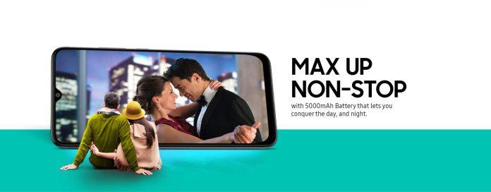 Samsung galaxy m02s teaser 3
