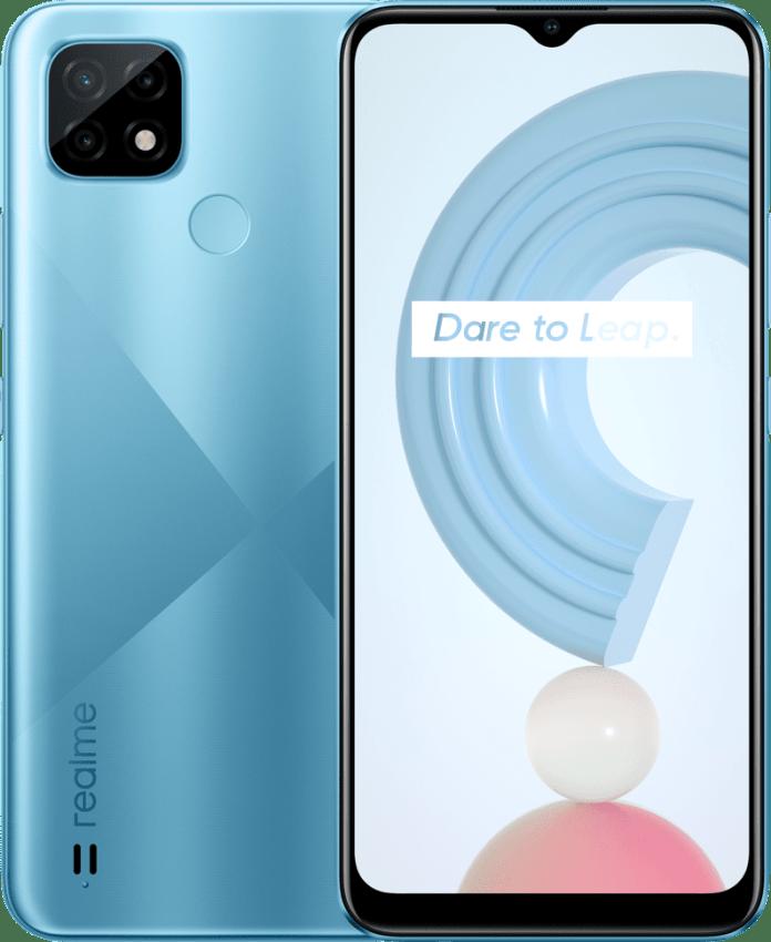 Realme C21 Cross Blue