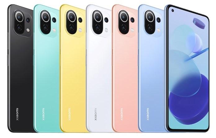 Xiaomi Mi 11 Lite official