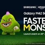 Samsung Galaxy A42 5G India launch date