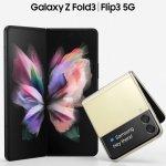Samsung Galaxy Z Fold3 and Samsung Galaxy Flip3 5G leaked press images