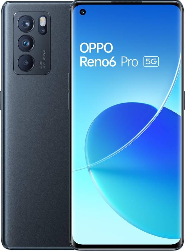 Oppo Reno6 Pro 5G Stellar Black