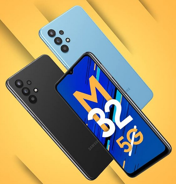 Samsung Galaxy M32 5G official