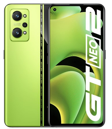 Realme GT Neo 2 Green