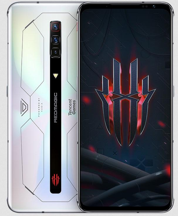 Nubia Red Magic 6S Pro colours