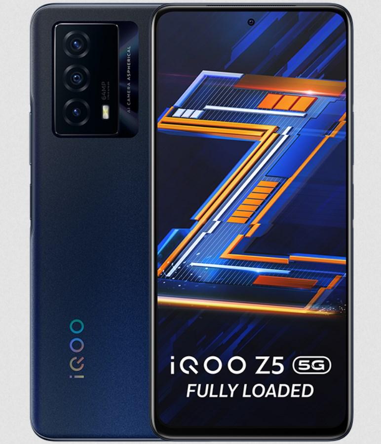 iQOO Z5 5G Mystic Space