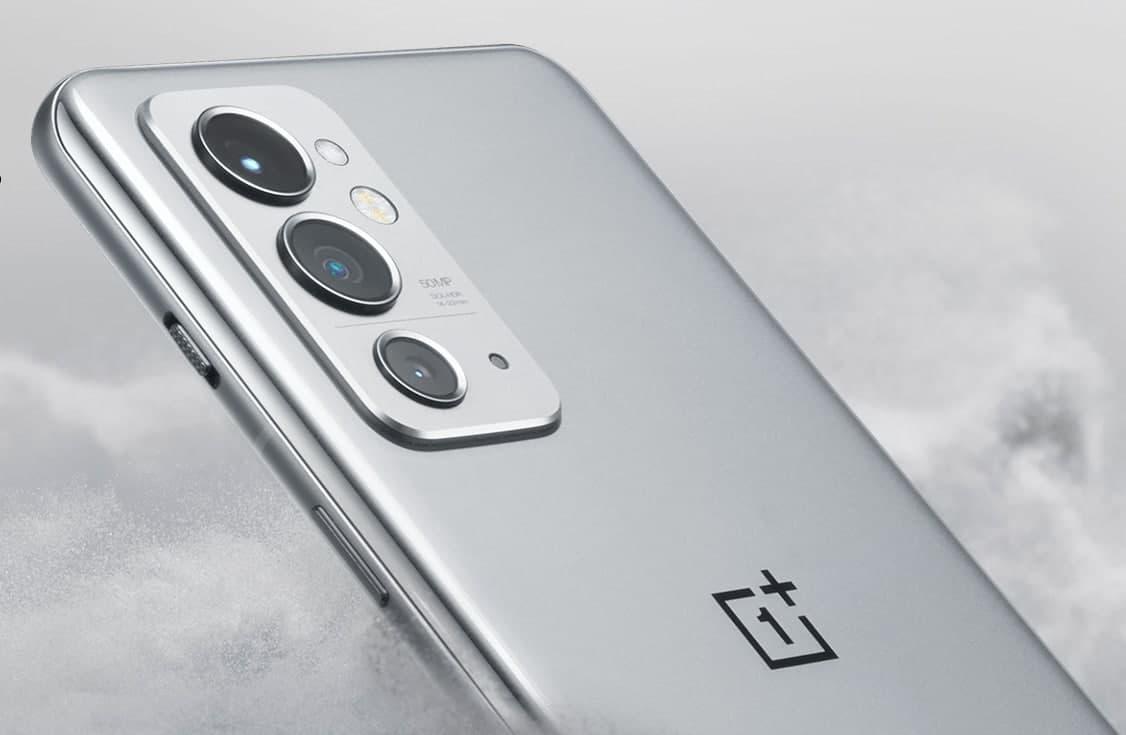 OnePlus 9RT teaser