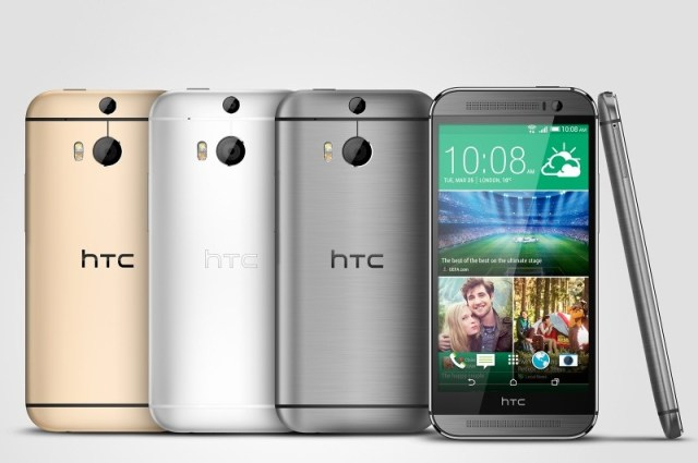 y HTC One M8 Lansat, Specificatii Si Pret