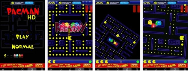 Untitled Jocul Pacman HD Acum Si Pe Android