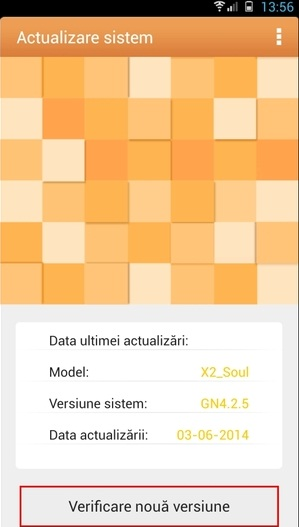2 Update Firmware Android Pentru Allview X2 Soul