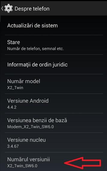 rt4w4rtgfx Optiuni Dezvoltator, Optimizeaza Sistemul Android