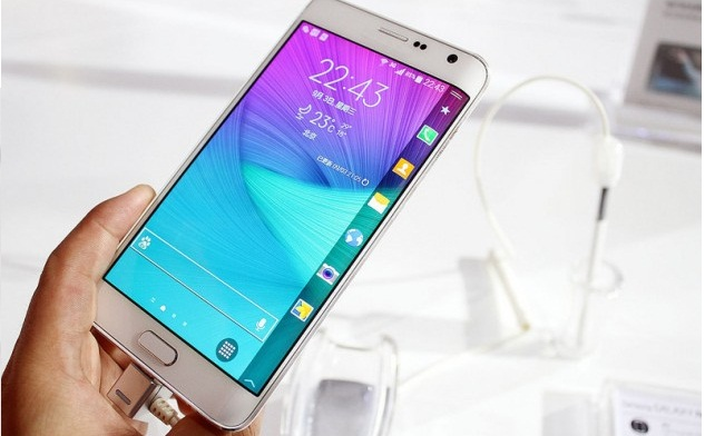 555refg Samsung Galaxy Note Edge Are Deja O Clona