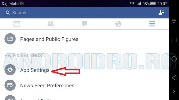 fjhfdf Cum dezactivezi sunetele si autoplay in Facebook