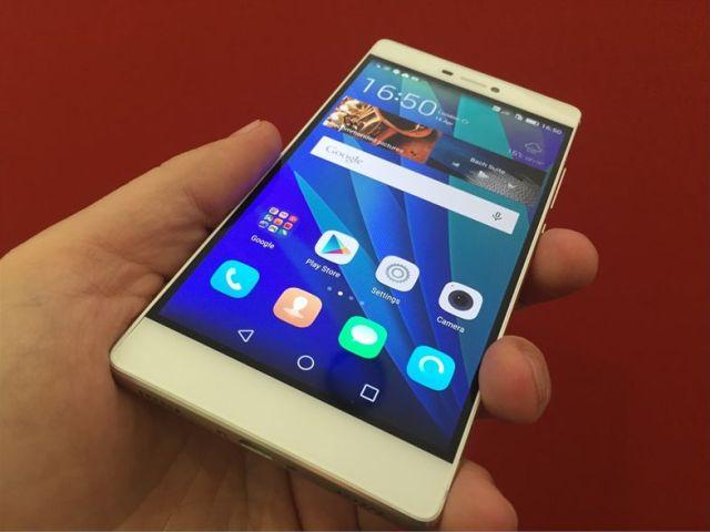 yt43w56 Review Huawei P8