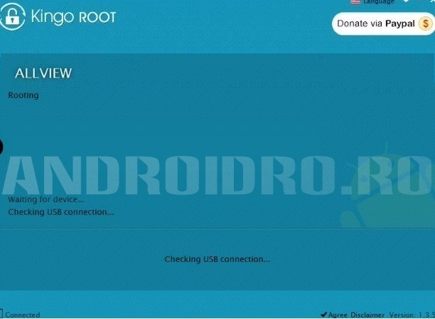 7654redx Root pe tableta Allview Viva H7 Xtreme