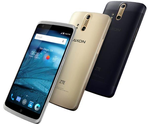 sdfg ZTE lanseaza un super telefon, modelul Axon Pro