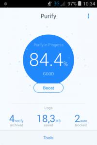 Screenshot_2015-12-21-10-34-48 Purify - o aplicatie ce are grija de telefonul tau.