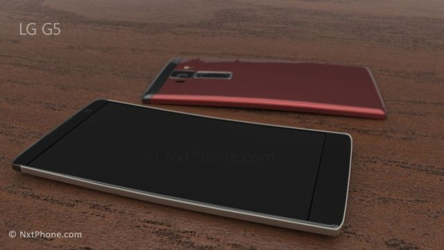 h LG G5 este pe cale sa se lanseze, iata cateva detalii si pret posibil