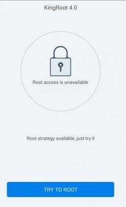 kingroot1 Tutorial Root pentru telefonul Bluboo XFire