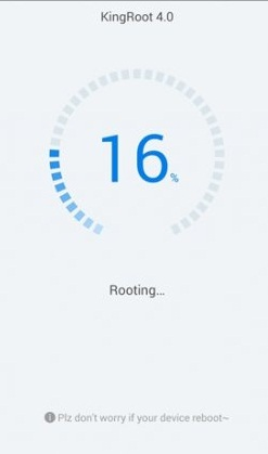 kingroot2 Tutorial Root pentru telefonul Bluboo XFire