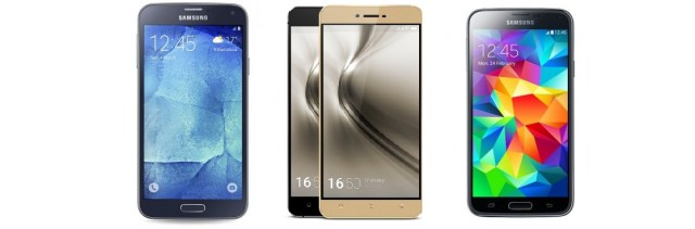 fff Allview X3 Soul comparat cu Samsung Galaxy S5 sau S5 NEO