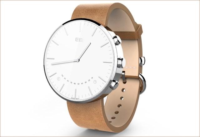 watch3 Elephone W2 - Smartwatch elegant cu o autonomie a bateriei de 3 luni!
