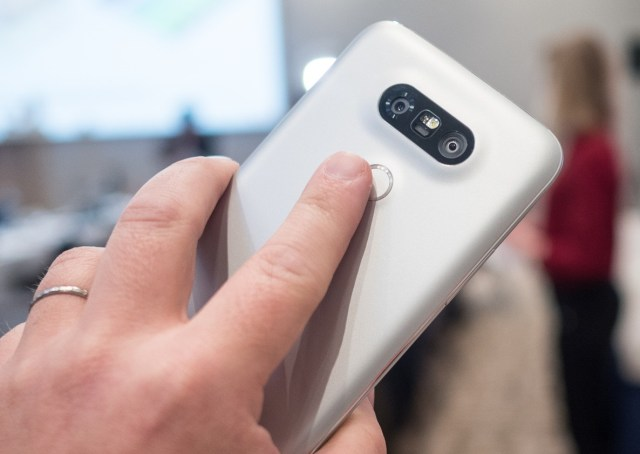 12 LG G5 s-a lansat, telefon revolutionar - poze cu noul LG G5!