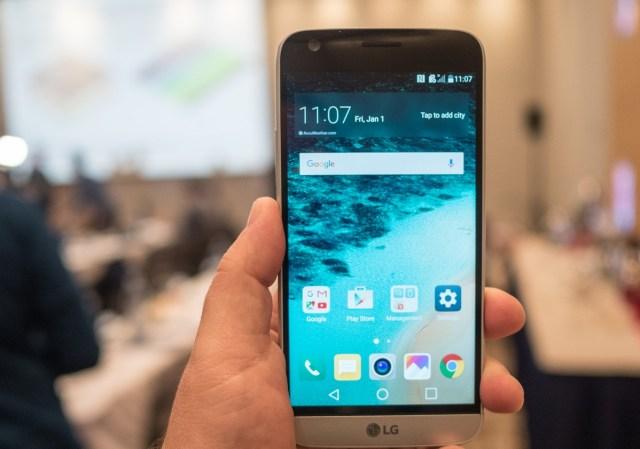 17 LG G5 s-a lansat, telefon revolutionar - poze cu noul LG G5!