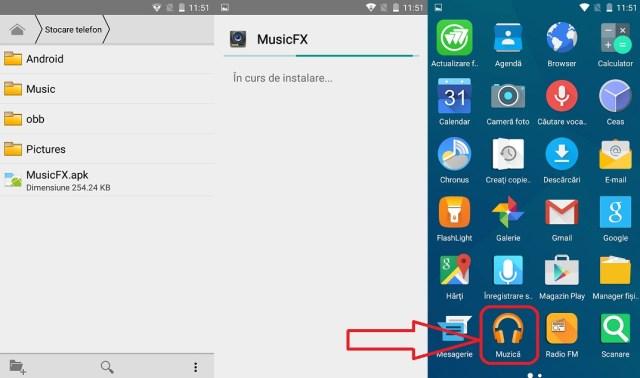 78 Instaleaza egalizator Snapdragon Audio+ pe orice telefon Android!