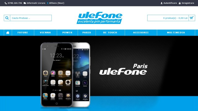 666 Ulefone, Cubot, Blackview si Elephone au magazine in Romania! Sunt oficiale sau nu?