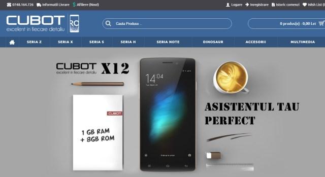 888 Ulefone, Cubot, Blackview si Elephone au magazine in Romania! Sunt oficiale sau nu?