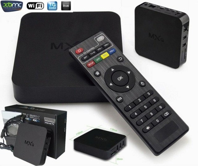 ed MXQ Box Player sau cum iti transformi televizorul intr-unul SMART