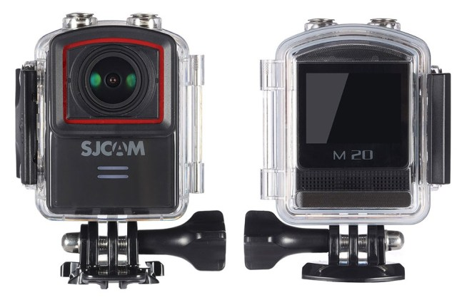 sjcam SJCAM M20, camera video sport accesibila si buna alternativa la GoPRO
