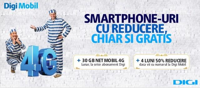 telefoane digi Promotie la Digi Mobil, telefoane gratuite la portare si alte extra beneficii!
