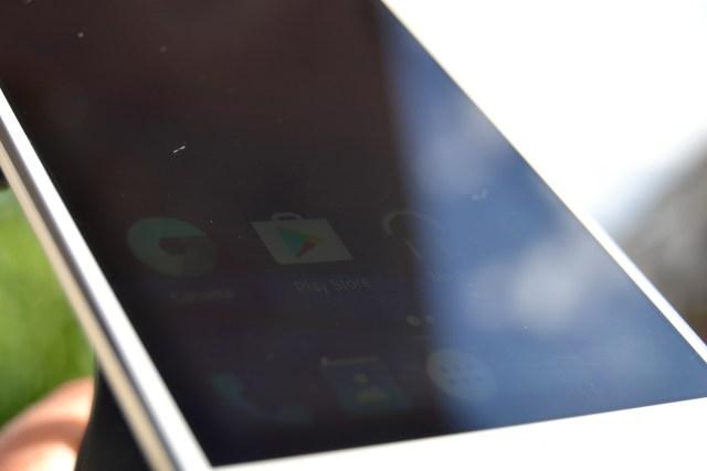 DSC_0417 REVIEW display UMi Touch si comparat cu UMi Super, tot partea de display