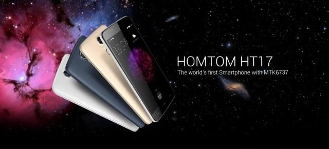homtomht17 Chiar un super pret acum pentru modelul HomTom HT17 cu display HD si 2GB RAM!
