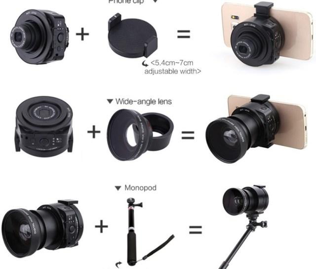 54rgfwdsa AMKOV AMK-OX5, camera video interesanta impreuna cu telefonul mobil!