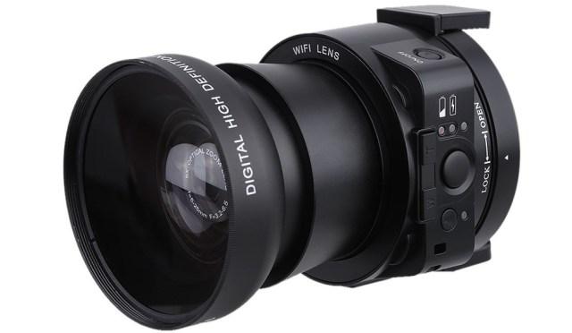 d3345-1-59d1 AMKOV AMK-OX5, camera video interesanta impreuna cu telefonul mobil!