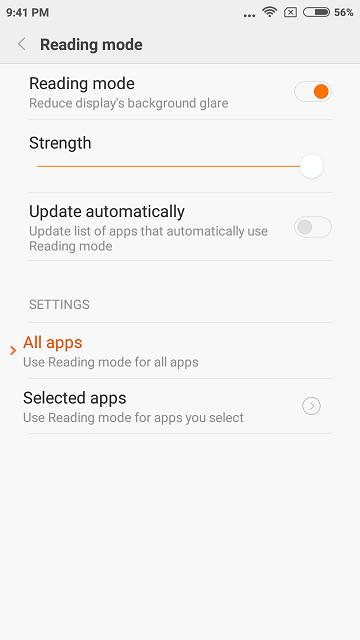 "Review Xiaomi Redmi 3S, partea de display ISP de 5"" cu rezolutie HD"