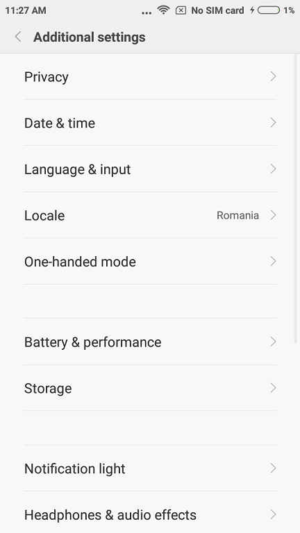 Review Xiaomi Redmi 3S, despre MIUI si despre performantele sale