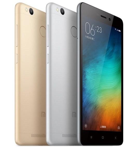 asd Xiaomi Redmi 3S Plus