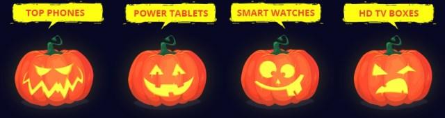 rtfw Halloween 2016 - primele oferte la electronice in China - preturi bune!